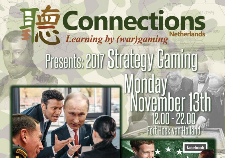 Wargame Connections NL