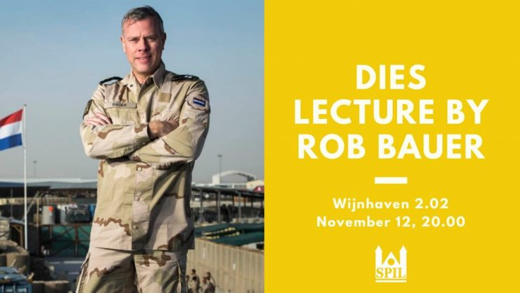 Dies Lecture by Rob Bauer